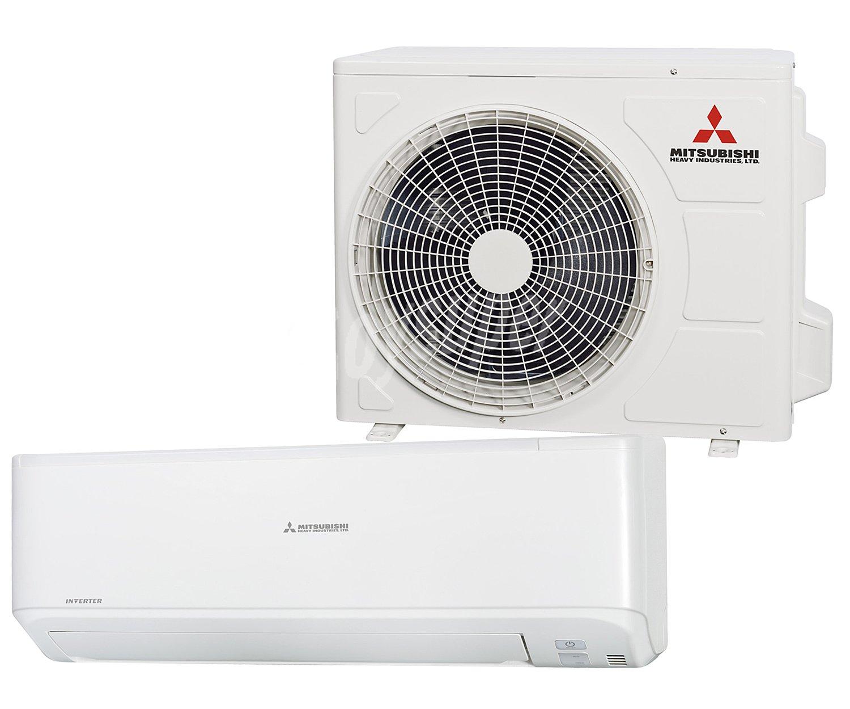 Mitsubishi dxk15z5 aire acondicionado split con bomba de - Bomba de calor inverter precios ...