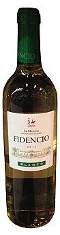 Fidencio Vino blanco la mancha Botella 750 cc