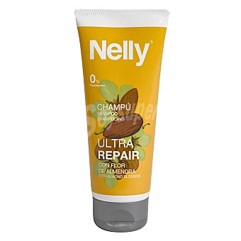 Nelly Champú Ultra Repair con flor de almendra 100 ml