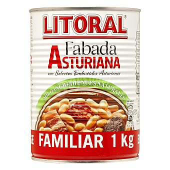 Litoral Fabada Asturiana 1 kg