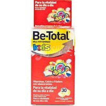 Be-Total Multivitaminas niños Caja 30 unid