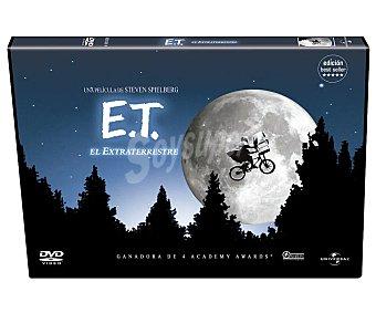 CIENCIA FICCIÓN E.T. El extraterrestre, 2018. Película en Dvd. Género: , fantástico, aventuras. Edad: +3 años
