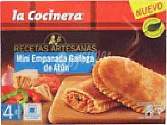 La Cocinera Empanada mini g.atun 320 GRS