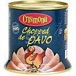 Chopped de pavo Lata 300 g Crismona