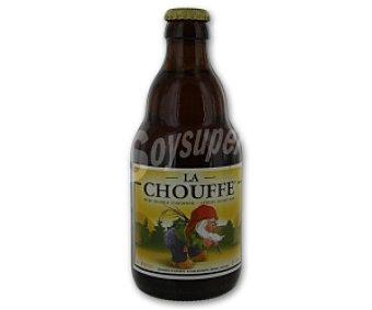 LA CHOUFFE Cerveza de importación Belga 33 Centilitros