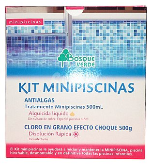 Bosque Verde Piscina kit mini u