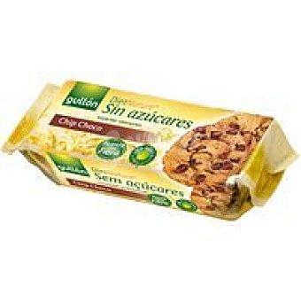 GULLÓN Diet Nature Chips choco Paquete 125 g