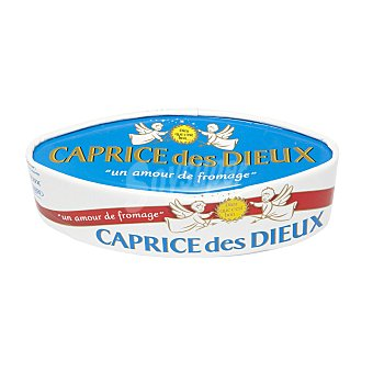 Caprice des Dieux Queso Camembert Tarrina 200 g