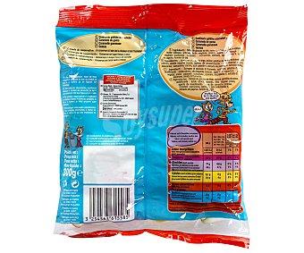 Rik&Rok Auchan Caramelos de goma con forma tiburón 300 gramos