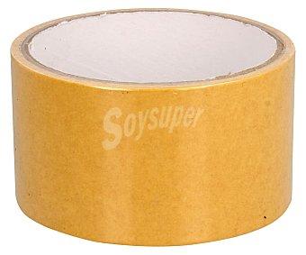 Productos Económicos Alcampo Rollo de cinta adhesiva de doble cara alcampo