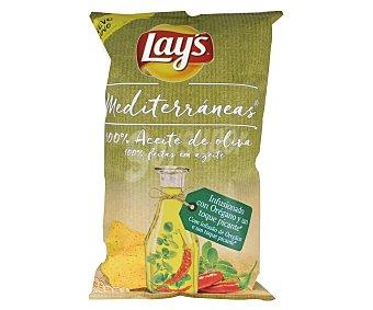 Lay's Patatas frita Infusions orégano y toque picante 140 g