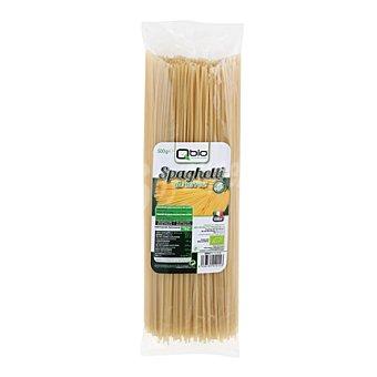 Qbio Spaguetti de arroz bio - Sin Gluten 500 g