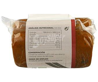 Ahimsa Burguer vegetal de setas y pimientos 750 gramos