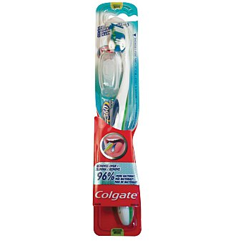 Colgate Cepillo dental 360º medio Pack 1 unid