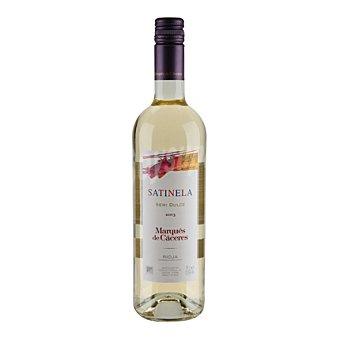"Marqués de Cáceres Vino D.O. Rioja blanco semi-dulce ""satinela"" 75 cl"