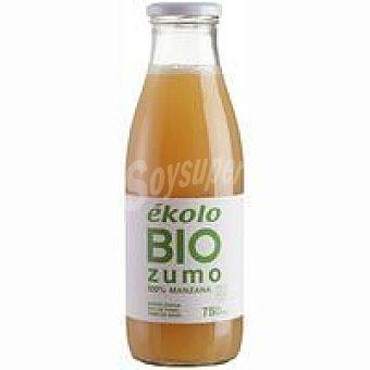 Ékolo Zumo de manzana ecológico sin azúcar ékolo Botellín 20 cl