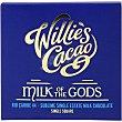 Chocolate con leche de los dioses Tableta 50 g WILLIE'S CACAO