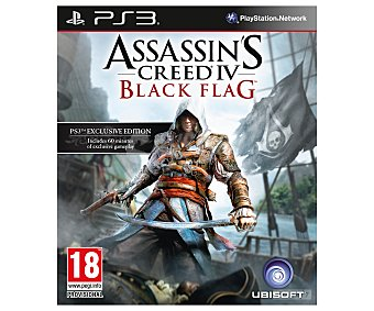 UBISOFT Assassin's Creed IV 1 unidad