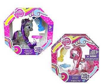 MY LITTLE PONY Pequeñas mini mascotas Pony con cuerpo tranparente 1 unidad