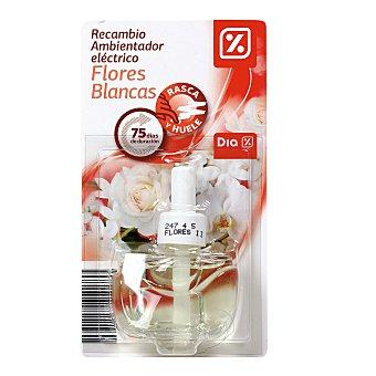 DIA Ambientador eléctrico flores blancas recambio 1 ud 1 ud