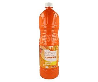 AUCHAN Fregasuelos concentrado frescor cítrico 1,5 litros