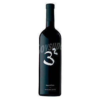 3 al Cuadrado Vino de la Tierra Ribera del Queiles tinto 75 cl