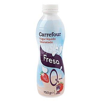 Carrefour LV 0% fresa 750 g