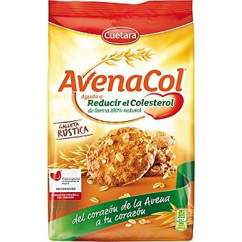 CUETARA Galletas Avenacol rústica caja de300 g