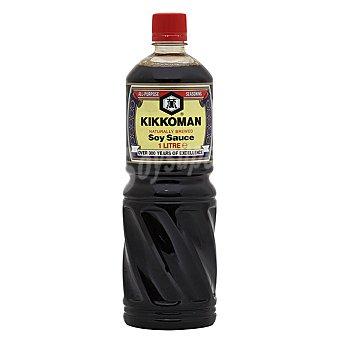 Kikkoman Salsa de soja Botella de 1 l