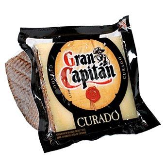 Gran Capitán Queso curado cuña Envase 750 gr