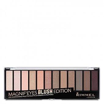 rimmel Paleta de sombras Magnif'eyes Blush Edition nº 002 1 ud 1 ud