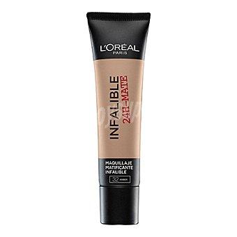 L'Oréal Base de maquillaje infalible 24h mate nº 032 1 ud