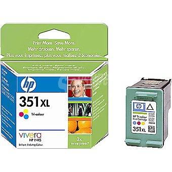 HP Nº 351 XL cartucho tricolor