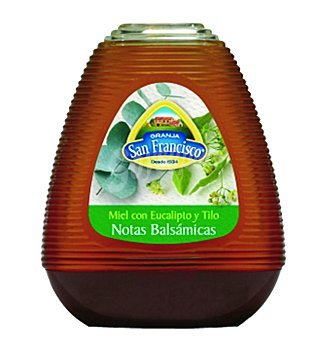 Miel gs.francisco balsam.panal 350 GRS