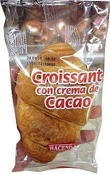 Hacendado Surtido granel croissant relleno chocolate 1 unidad (45 g peso aprox.)