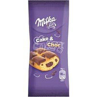 Milka Bizcocho cake&choc Lc Paquete 35 g