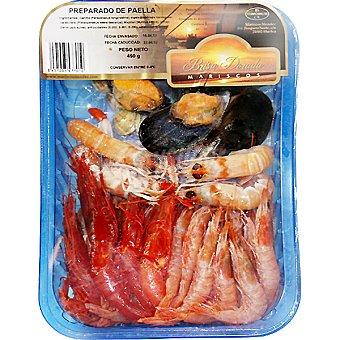 MAR DORADO Preparado de marisco para paella bandeja 450 g