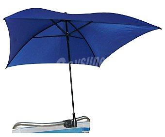 Pincho Sombrilla cuadrada de poliéster para silla de playa pincho