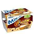 Yogur cremoso con caramelo y cereales 2x115 g Lion Nestlé