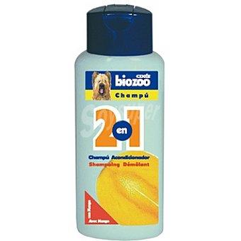 Biozoo Axis Champú 2 en 1 con acondicionador para perro Envase 250 ml