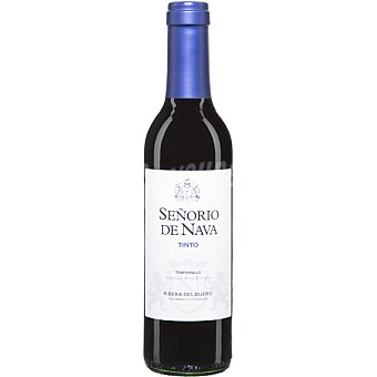 Señorio de Nava Vino tinto joven trempranillo D.O. Ribera del Duero Botella 37,5 cl