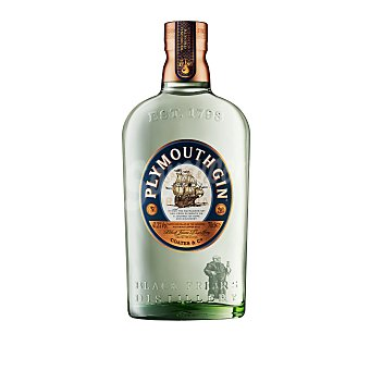 Plymouth Gin Ginebra inglesa tipo London dry Botella de 70 cl