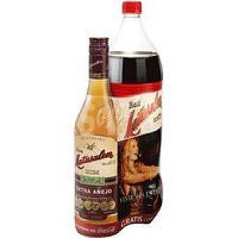 Coca-Cola Ron matusalem añejo+