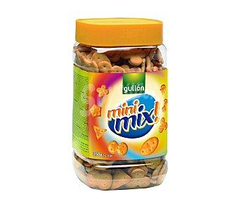 Gullón Mini mix de galletitas saladas 350 gramos