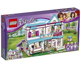 LEGO Friends 41314 Juego de construcciones con 622 piezas Casa de Stephanie, Friends 41314 LEGO.