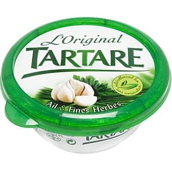 Tartare Crema de queso a las finas hierbas Tarrina 100 g