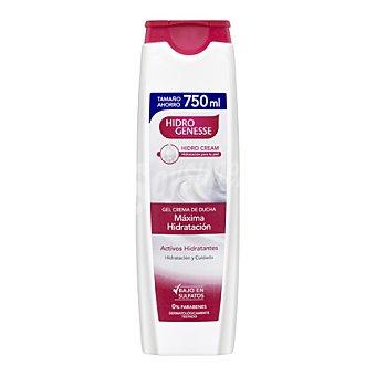 Hidrogenesse Gel crema de ducha Máxima Hidratación 750 ml