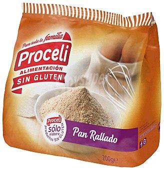 Proceli Crumbs pan rallado 200 g.