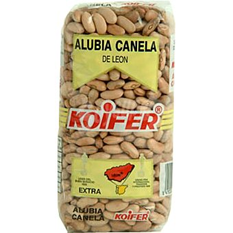 Koifer Alubia pinta canela Bolsa 500 g