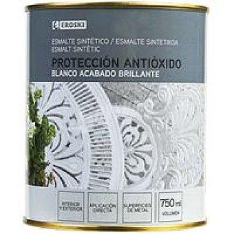Eroski Esmalte sintético antioxidante blanco brillo 750 ml